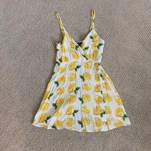 Lemon Sundress